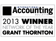 Global network of the year 2013